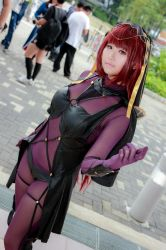 Fate/Grand Order - Scathach by Xeno-Photography