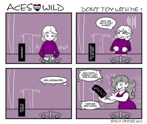 Aces Wild - 08 - Don't Toy With Me 1 by SallyVinter