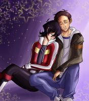 Klance - Here with you by TheHummingInker