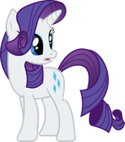 Rarity by zomgmad