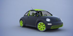 Beetle Sports edition by sdots