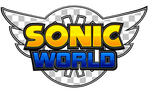 New Sonic World Logo|Commission| by NuryRush