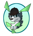 Detective Nucleon by MinoesTheKitty
