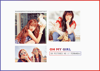 Photopack 2501 // OH MY GIRL by xAsianPhotopacks