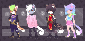 [CLOSED] Kitty Adopts by Eralieu