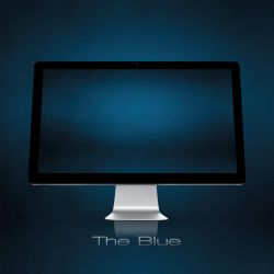 The Blue by Pulicoti