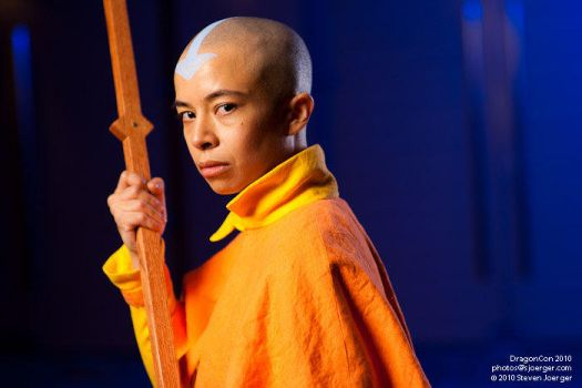 Aang at DragonCon 2010 II by gstqfashions