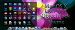 Mac OS X Lion ObjectDock Theme by MrWhiteEye