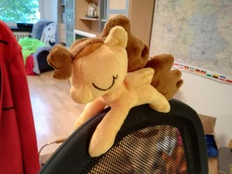My little pony - Mimic Plush by MimicProductions