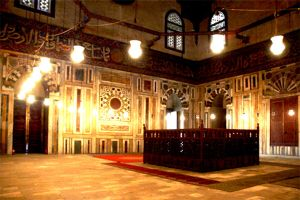 Masged El Sultan Hassan , Cairo by Amr-Maged