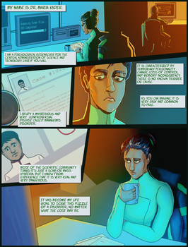 Mesmers: Page 1 by The-Meowman