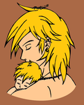 Daddy's Little Man by Virmont89