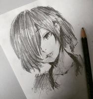 Touka  by ryueon