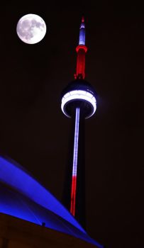 CN Tower, Toronto by happyTA5