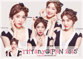 {Render/11} Tiffany @ IPKN 2015. by TouHynNe