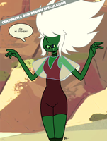 Steven Universe - Centipeetle 03 by theEyZmaster