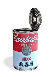 Open a can of... by J-MEDBURY