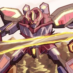 We Need Megazord Power, Now! by BatArchaic
