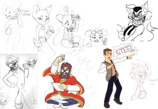 Sketchdump by TwisterTH