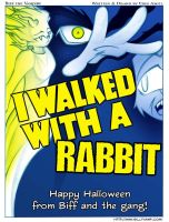 OS20 - I Walked with a Rabbit by SillyVamp