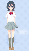 :TEST:Rukia by Purikko