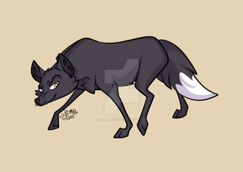 Zooly Art Challenge - Day 1: Fox by Bard-Artist