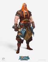 Nords nord hero by BenedictWallace