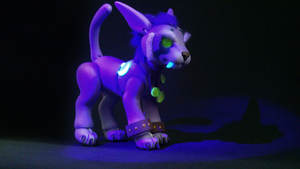 Druid Cat Form - WoW - Ball Jointed Doll 6 by vonBorowsky