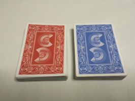 My decks of Card Sharks cards by wheelgenius