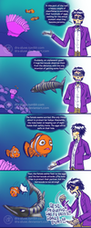 Finding Nemo - Narrated by Hector Rivera by Dra-Aluxe