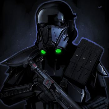 -- Deathtrooper -- by yvanquinet