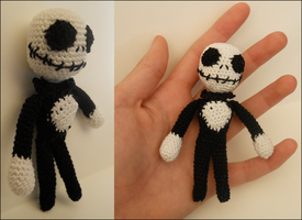 Jack Skellington by TheSmall-Stuff