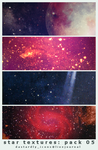 Star Textures: Pack 05 by dastardly-icons