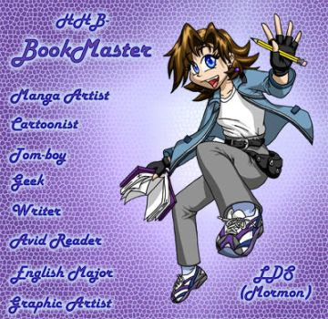 HHB-BookMaster ID by HHB-BookMaster