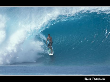 Welcome To Pipeline by manaphoto