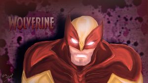 Wolverine Project by swagatdash43