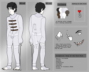Official Mind Ref by StardustDisorder