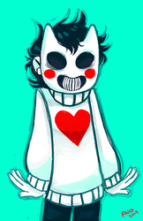 Zacharie by Atherist