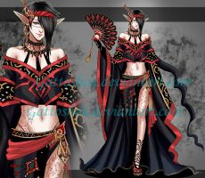 MALE ADOPT 89 [ Auction ] [ CLOSED ] by GattoAdopts