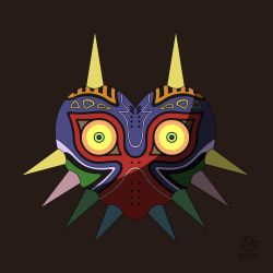 Majora's Mask 360 by TheDude-In-NavyBlue