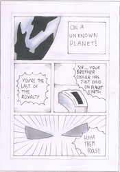 Dragonball Z: underground  Page 4 by nial-09
