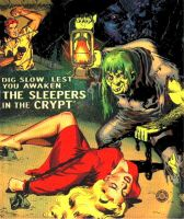 The Sleepers In The Crypt by peterpulp