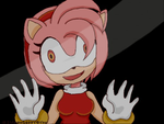 Yandere Amy Screen by 2strawberry4you