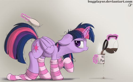 Rise and shine. by Bugplayer