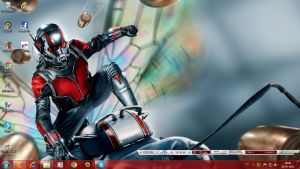 Ant Man by SPCM2011