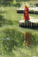 Fred Weasley - Reflection by Des-Henkers-Braut