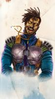 ASK ME KING - Killmonger! by KnowNameRob