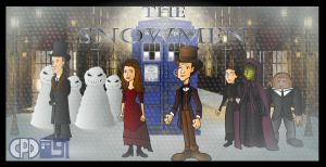 The Snowmen by CPD-91