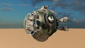 Aeon T4 Air unit by Avitus12