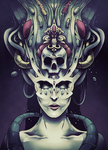 Culto Giger by x-posion